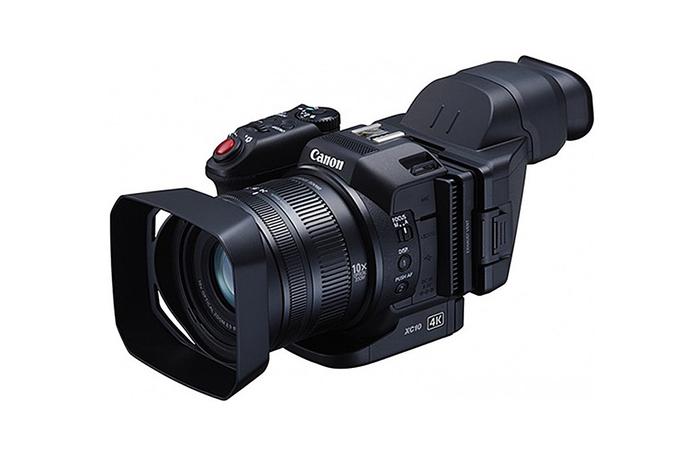 传索尼A7S II外观大改类佳能CX10摄像机