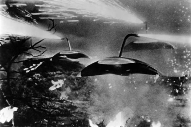 科学家的十大科幻:受《星球大战》启发研制机器人