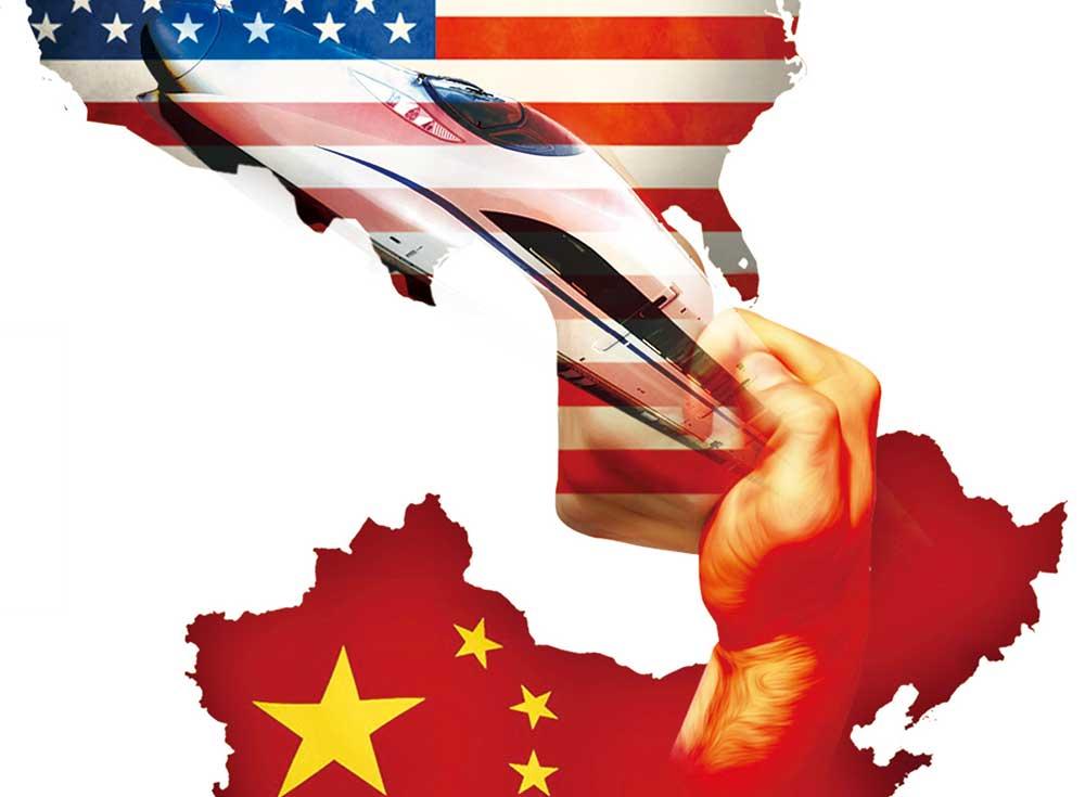 中美将组建合资公司资金闻风而动高铁王者归来