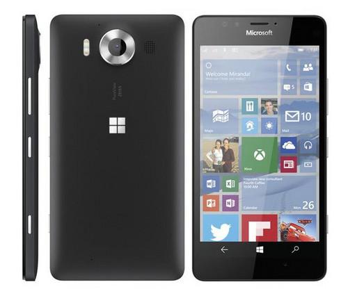 白色Lumia 950美图曝光或10月10日发布