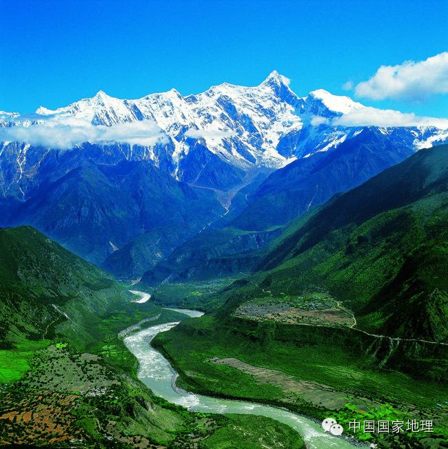 中国最美十大名山 中国最美十大名山