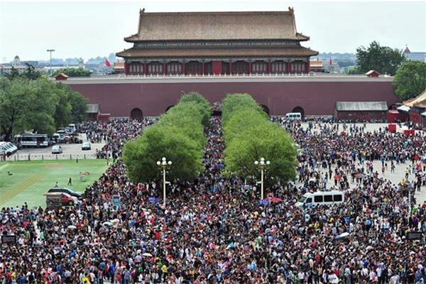 2015年国庆十大最拥挤景区 国庆出行要慎重