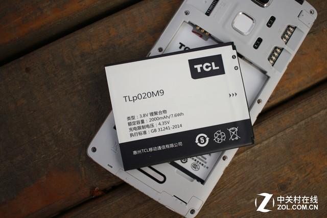 指纹识别800万像素拍照TCL乐玩2C评测