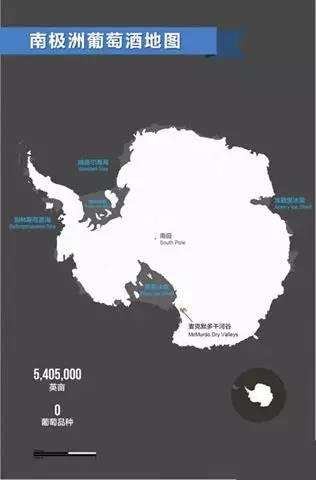 气候变暖让南极洲也能出产葡萄酒