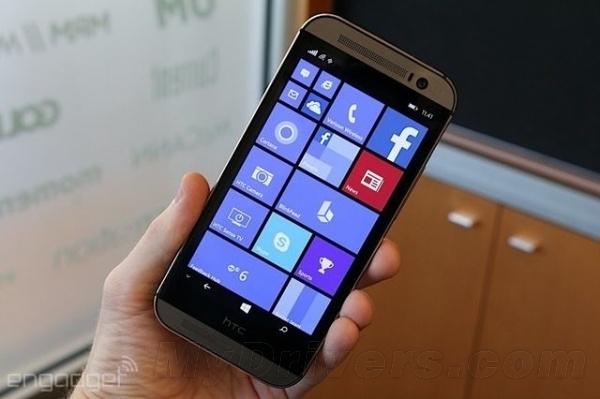 微软:HTC别跑!Win10手机需要你