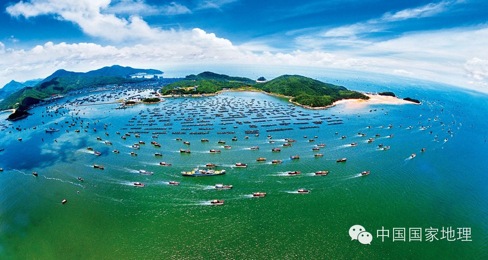 八月:阳江闸坡渔港