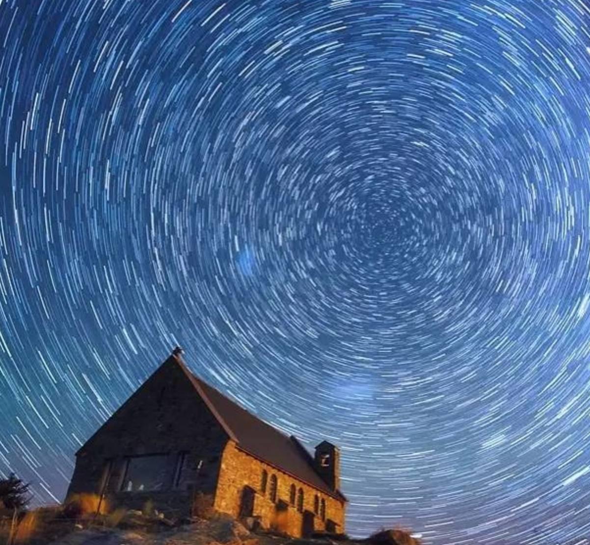 新西兰最璀璨的星空观赏地!