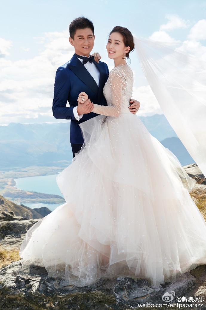 白色婚纱照_鞠婧祎白色婚纱照