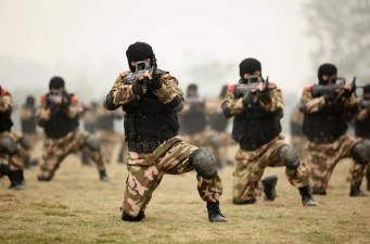[有报天天读-晚版]日媒:谁在帮中国打反恐战争?