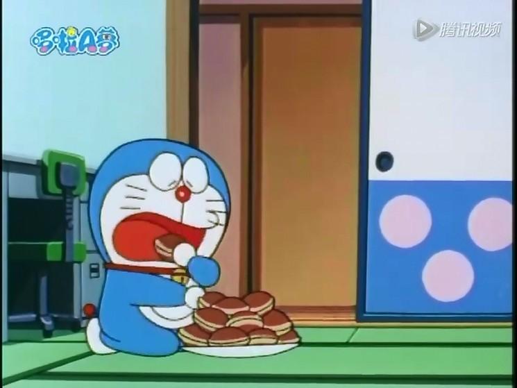 哆啦A梦铜锣烧图片