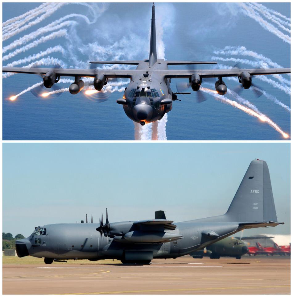 中美空军差距有多大,人家飞机坟场扔的都比我们现役