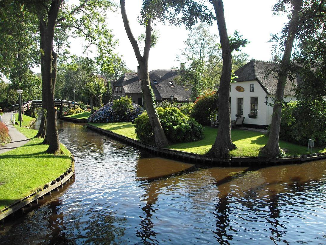 羊角村——小桥流水人家