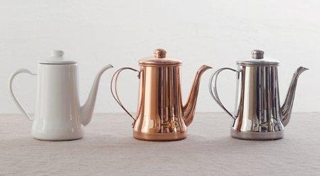5款颜值爆表的手冲咖啡壶