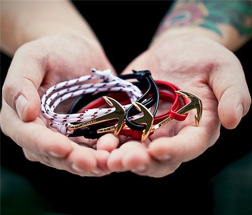 心型手链编法步骤图解