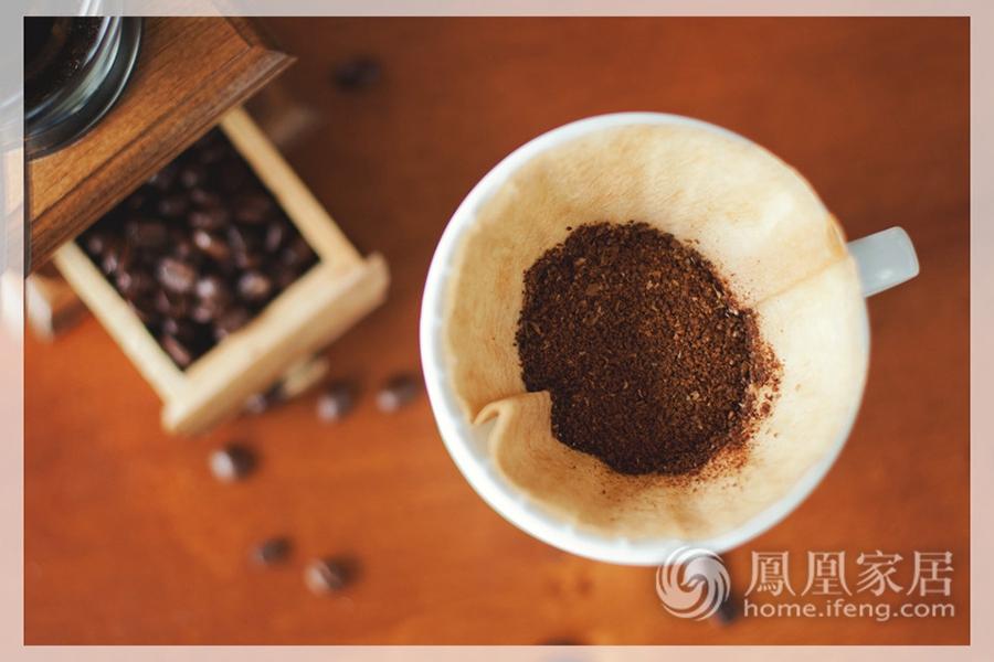 咖啡渣的特殊用法