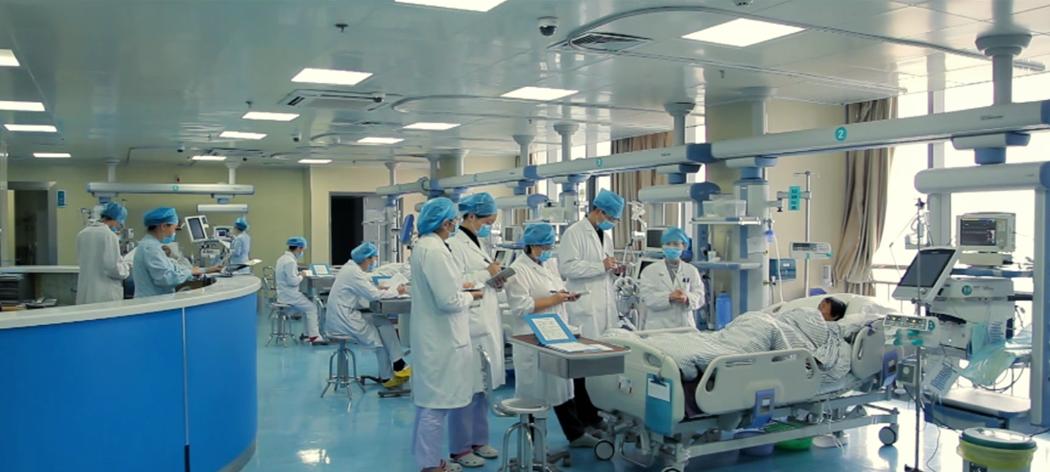 以病人为中心 以提高医疗服务质量为己任