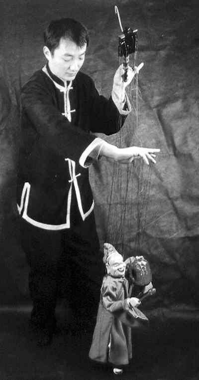 客家提线木偶戏的百年守望