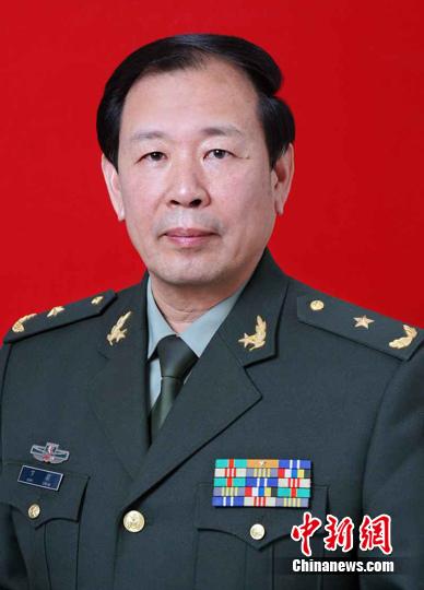 全国政协委员、中国军事科学学会常务理事兼副秘书长罗援