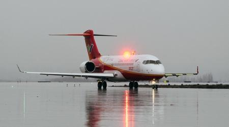 进行自然结冰试飞,对飞机在自然结冰条件下机翼防冰