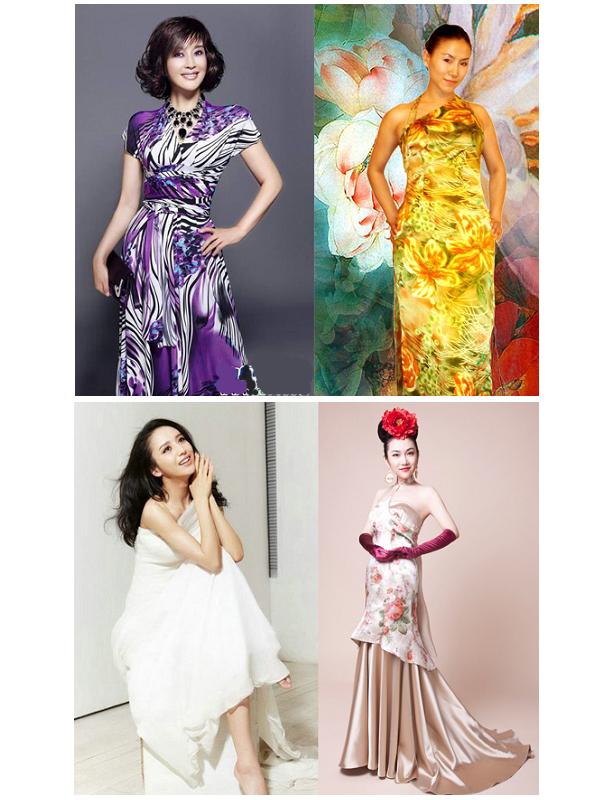 作家张一一呼吁妇女节改名美女节 新四大美女