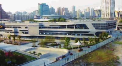 上海旅游集散中心新站将启用