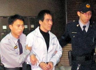连胜文枪击案主嫌林正伟。图片来源:台湾《联合报》