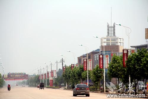汉川争建中华轻纺名城