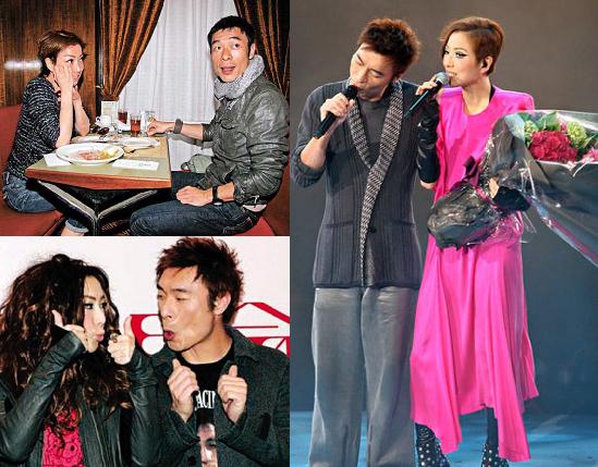 郑秀文许志安10月结婚 二人感情经历全曝光