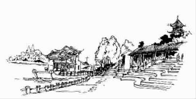 苏中名城泰州市