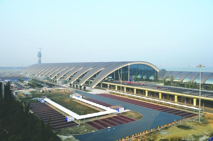 天府机场跑道设计图