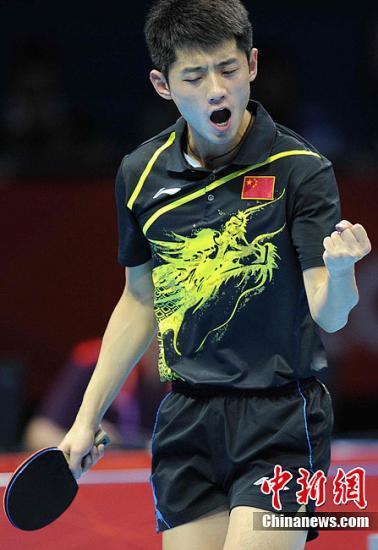 中国乒乓球新领军人物答案科明确给出张继:实现大满贯!仿写端午日赛龙舟图片