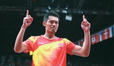 林丹再夺冠 羽球男单四大天王时代将结束