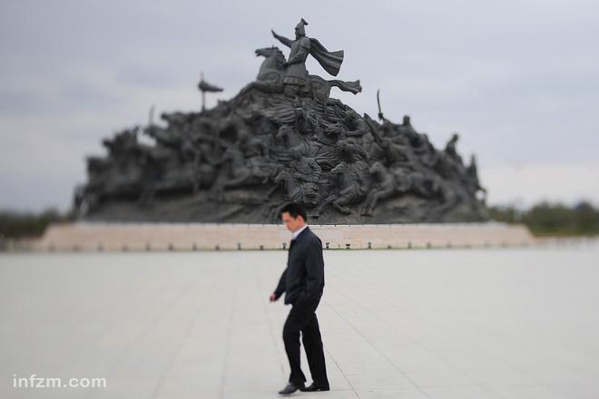 鄂尔多斯:中国最富的城市在找钱