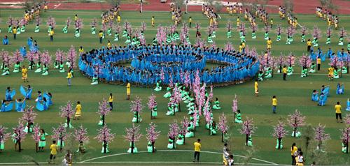 酉阳桃花源第二届国际休闲旅游文化节明日启幕图片