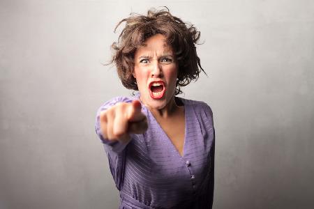 女人生气的8大致命危害