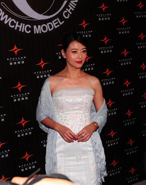 模特大赛季军那广子,世界男模大赛季军姚阳,中国超级男模程俊先生等