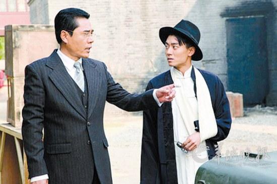 陈宝国,陈月末父子合演《正者无敌》