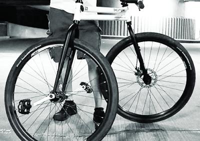 无链自行车图片