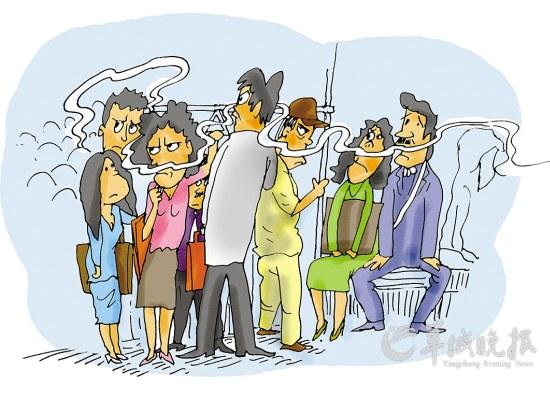挤公车挤地铁上班族,伤不起!