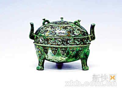 青铜簋 guǐ,同 鬼 音