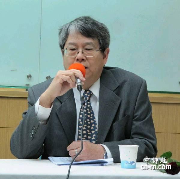 陈师孟承认,批评谢长廷讲得太凶了。(资料图)