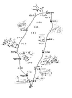 地图 简笔画 手绘 线稿 300_406 竖版 竖屏
