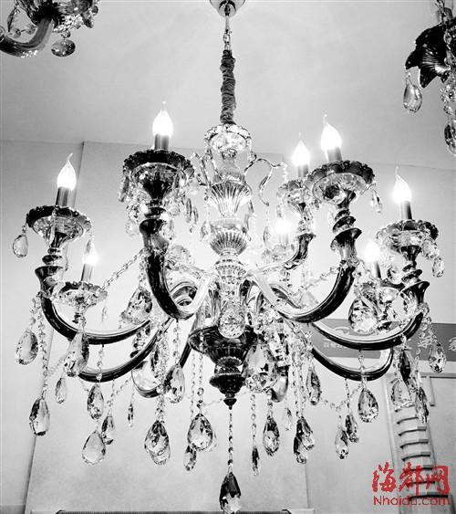 莆田灯饰市场上有哪些产品符合欧氏田园装修风格的房子.对