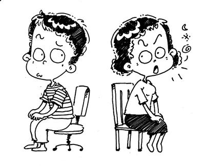 11岁家长和同学闹a家长女生到底该不该插手漫画李宗萍图片