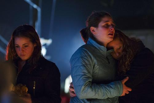 康涅狄格枪击案的阴影还没有散去,美国依然沉浸在巨大的悲痛当中。