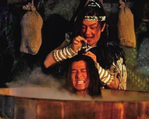 《十二生肖传奇》使用电影技术图片