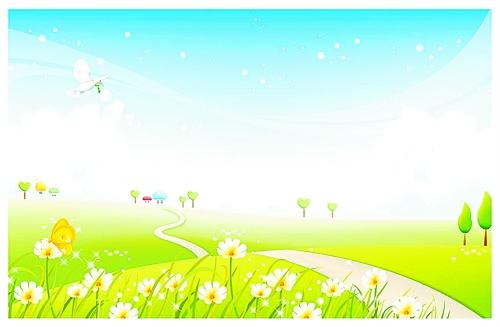 关于春天的文字素材