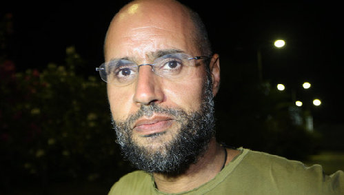 卡扎菲之子赛义夫将在利比亚受到审判。