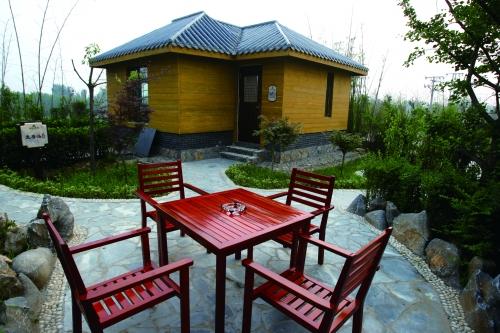 农村山地别墅设计