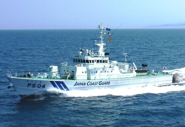 日本计划将淘汰的小吨位巡逻船转让给菲律宾